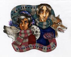 Werewolves in Scarves