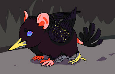 Mouse/starling Gryphon