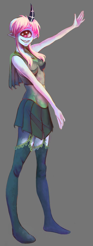 Saga Cutout Design by kchuu