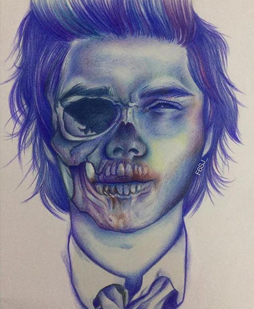 Gerard Way by F6sj