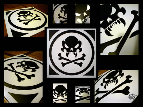 Grafica de Corte pirata