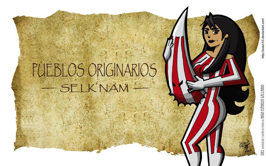 Pueblos Originarios Selknam by Suez-H3