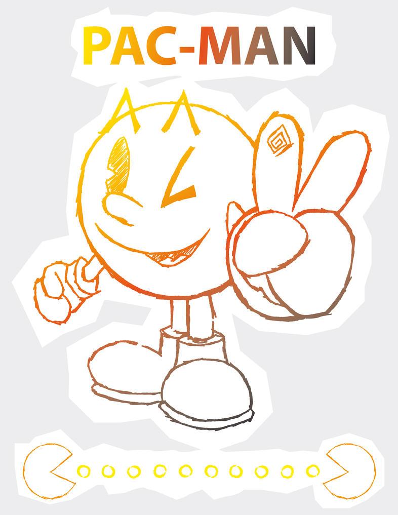 Pac-Man by Suez-H3