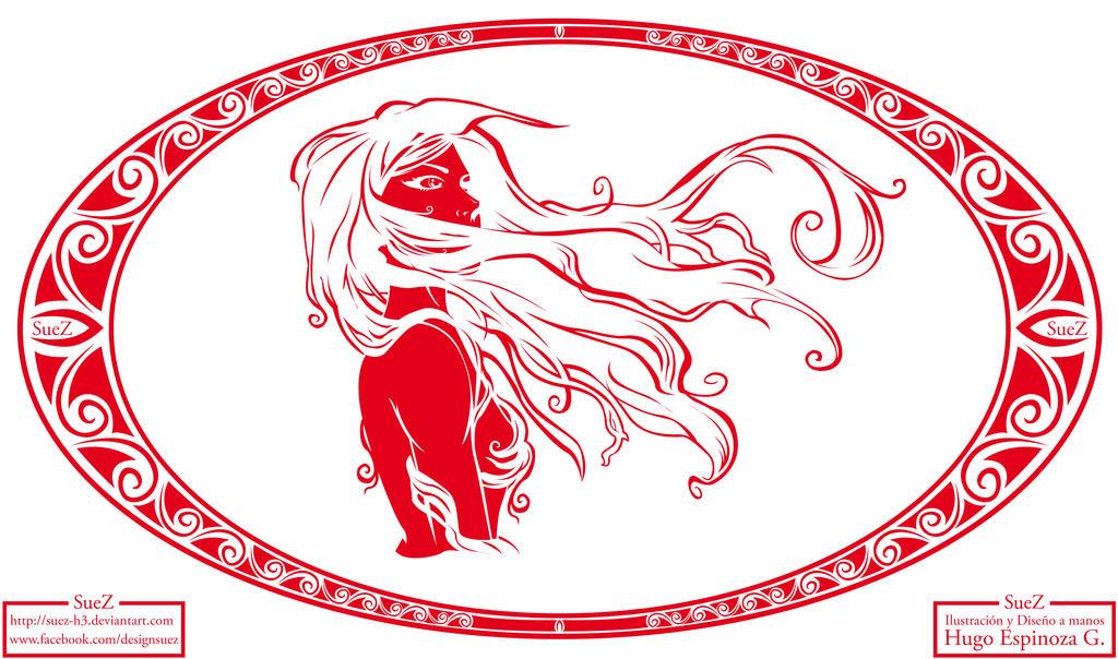 Cabellos Rojos by Suez-H3