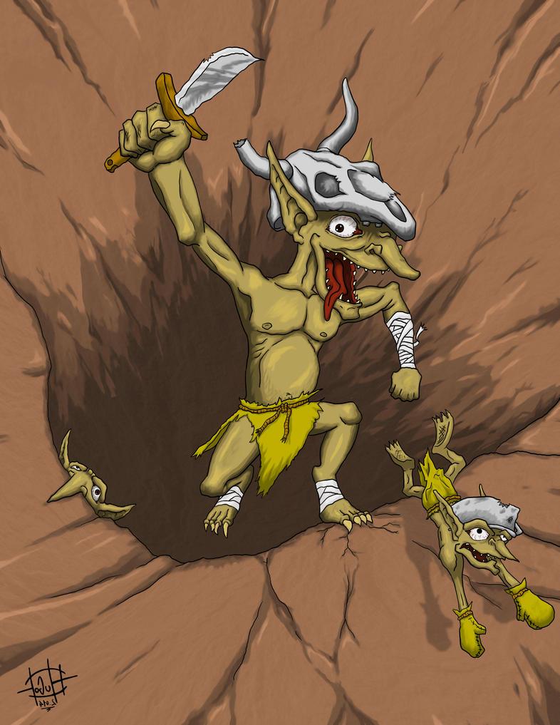 Goblins by Suez-H3