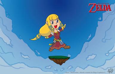 Mini Zelda by Suez-H3