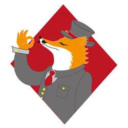 Hunting Club The Elegant Fox