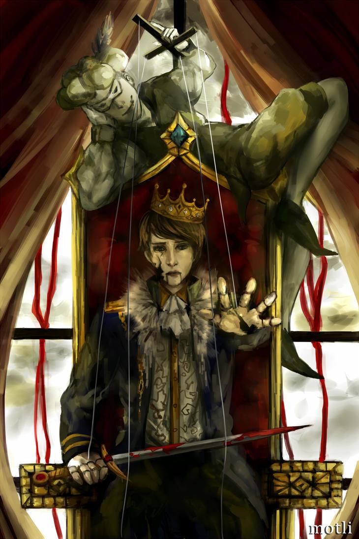Puppet King by motli