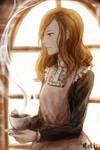 [Mystic Messenger] Coffee
