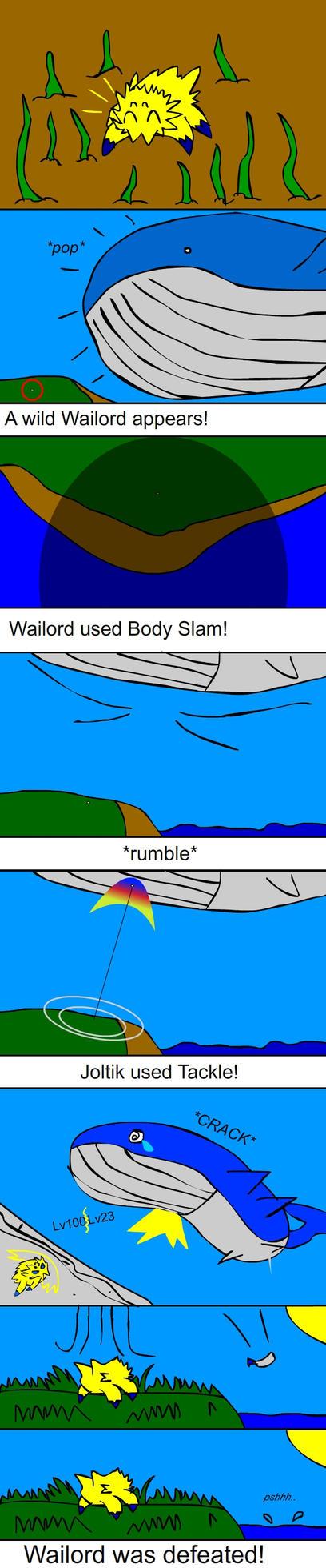 Wailord Size Compariso...