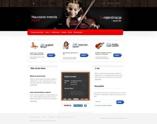 violin school