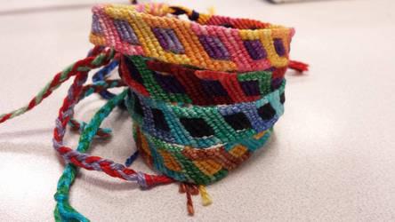 Marcrame Bracelets by TheDudeDean
