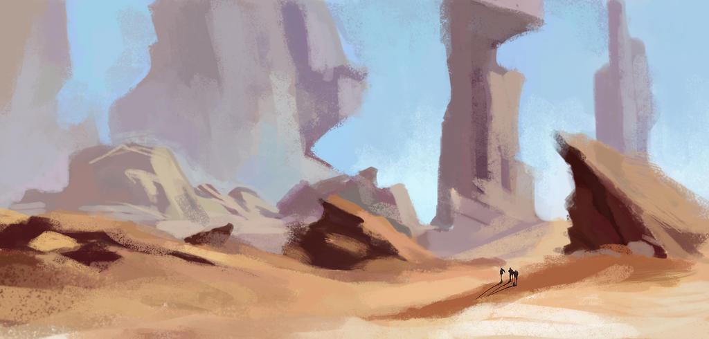 Desert by Rali-95