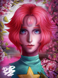 Steven Universe: Pearl by Rali-95