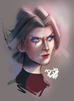 Camille Speedpaint by Rali-95