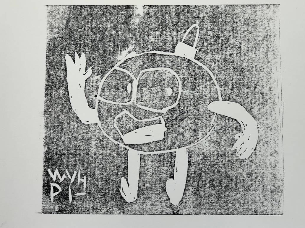 Ink-print Oren by hmvw1996
