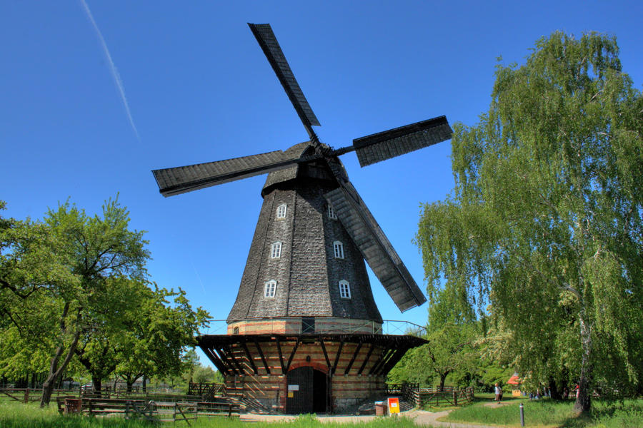 Windmill 3 by arite-stocks