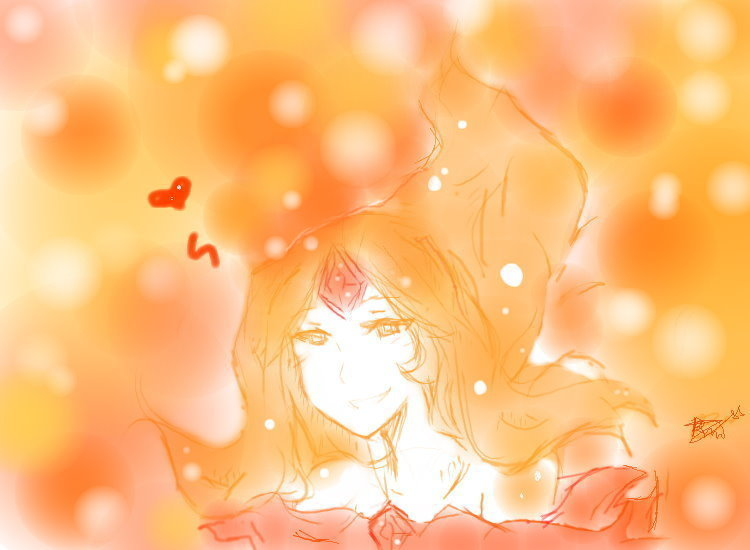Flame Princess (anime) by riamarie33