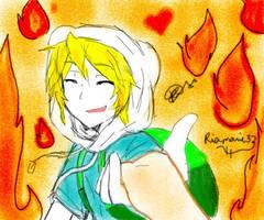 Follow Me Princess! by riamarie33