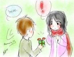 Merry Christmas Mikasa