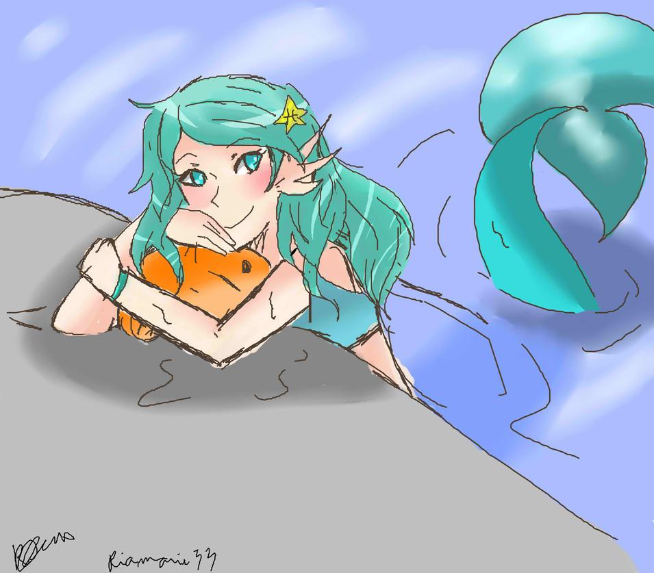 Aquamarine by riamarie33