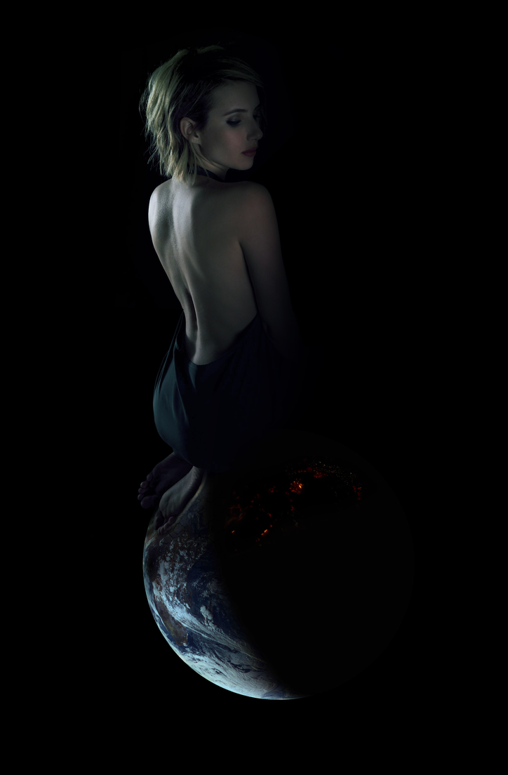 Ultra Giga Emma Roberts by TPL8