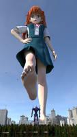 Asuka's Astronomical Ascension