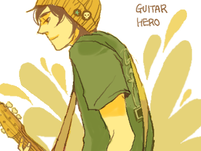 south park: guitar hero stan by jingerial
