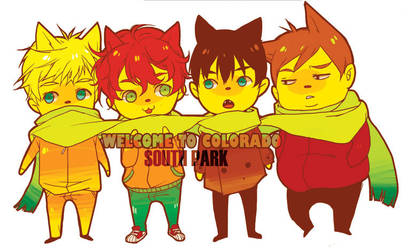 south park: kitty ver. by jingerial