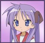 Lucky Star - Kagami Hiiragi