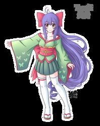 Jigoku Kisetsukan: Tenshi by EmadGfx