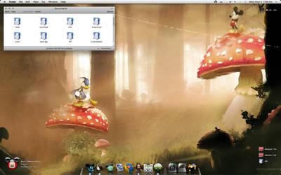 Mick desktop by ptrcstn