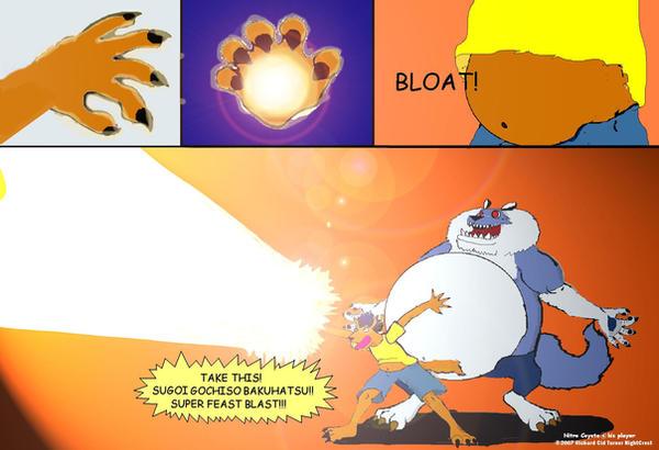 Fat Fur Weight: K9manx90 Weight Gain 13 By NightCrestComics On DeviantArt