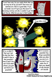 Xan meets Xena 14 by NightCrestComics