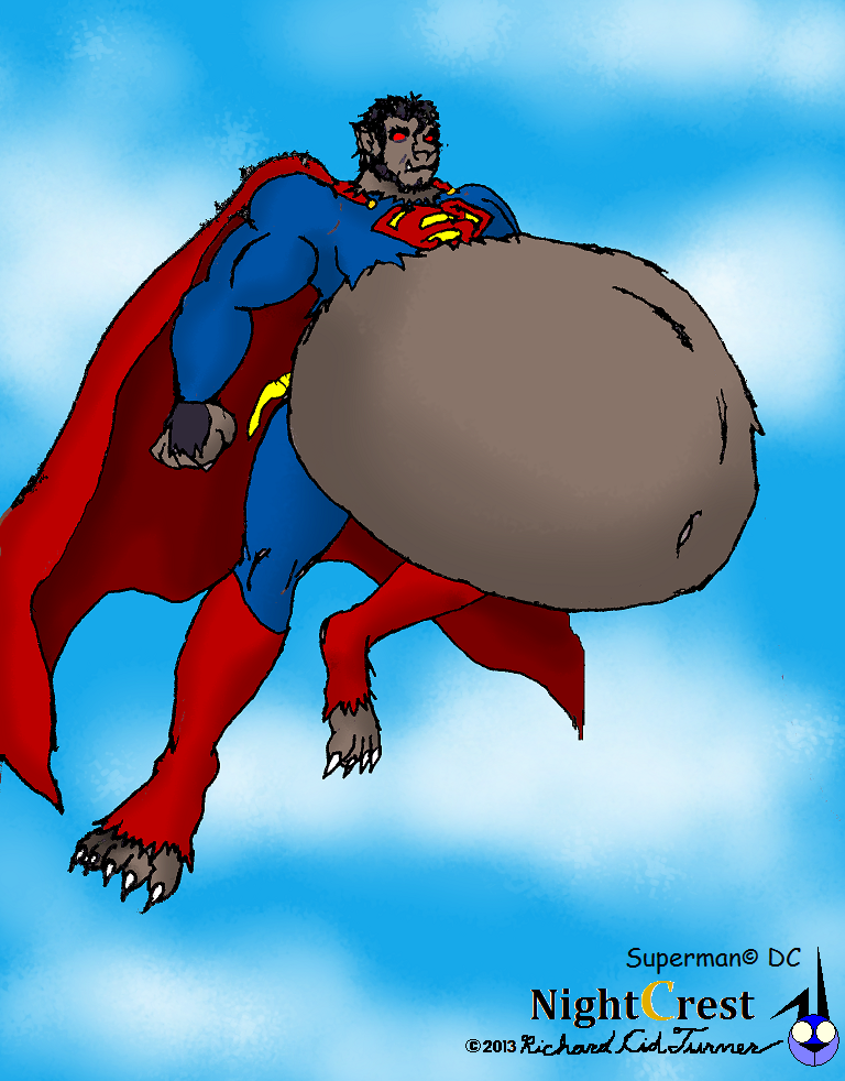Superman Fat 54