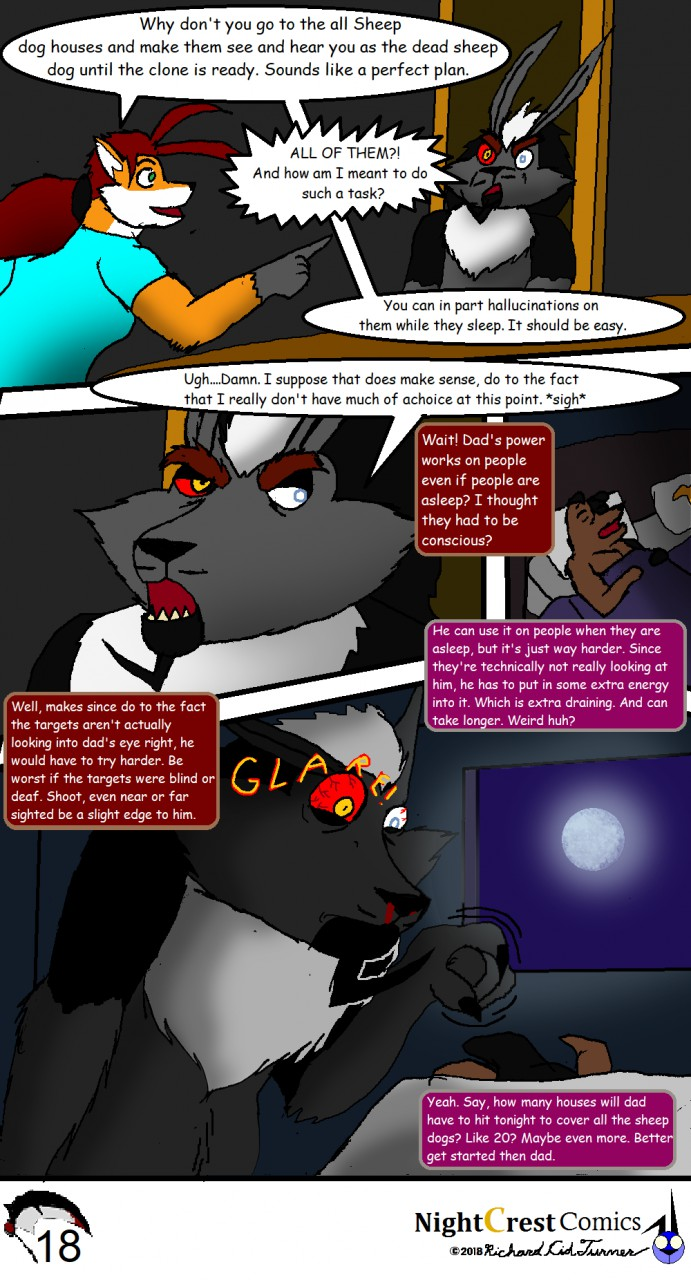 Great Evil #3 page 18