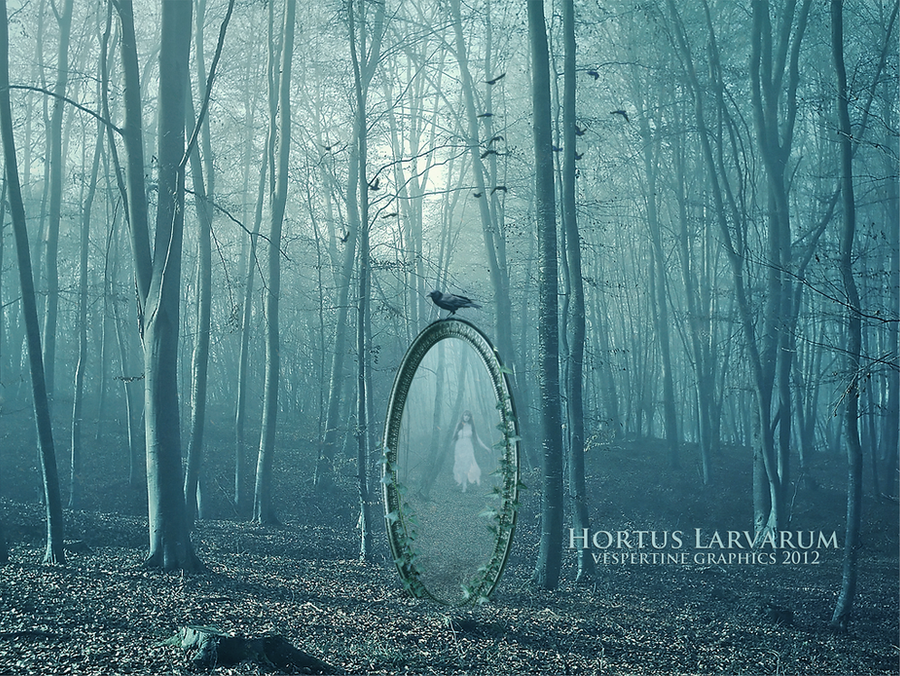 Hortus Larvarum by LunarShore