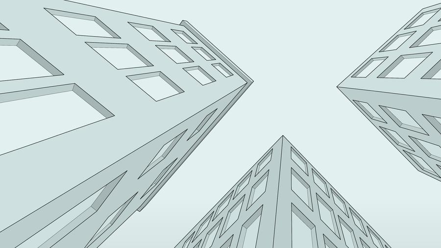Perspective HD Wallpaper > Perspective 1920 x 1080 Wallpaper
