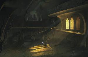 Where Spirits Are Enslaved by Zyryphocastria