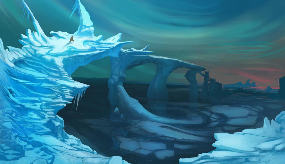 Awaken Environment 2 by Zyryphocastria
