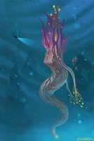 The Ocean Dweller by Zyryphocastria