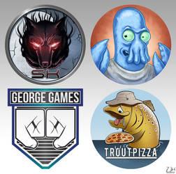 Logos and Emblems showcase