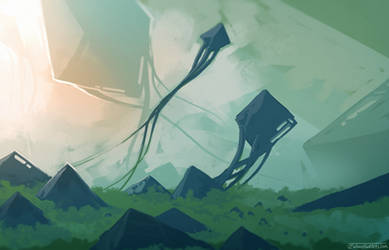 Floating Prisms