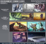 Environment Commissions