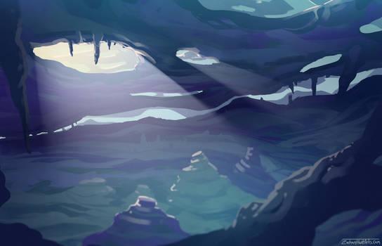 Arctic Cavern