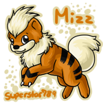 Growlithe Tag by superstar789
