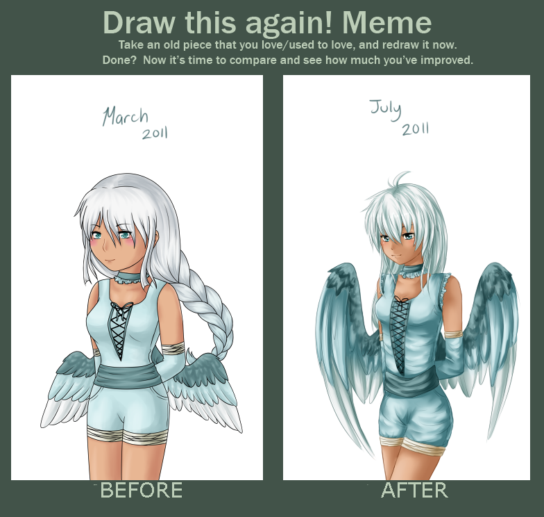 Draw Again meme 3 by superstar789