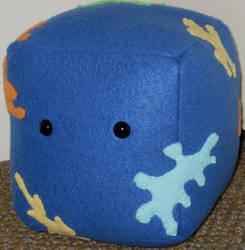 Blue Art Block by mare-of-night