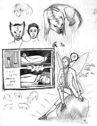 May 2012 Sketchdump by mare-of-night