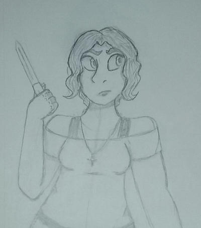 TMNT OC : Lady Sanchez by LittleMissCurly